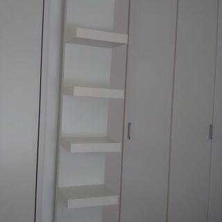 【お話中】IKEA LACK ウォールシェルフ