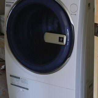 SHARP ドラム式洗濯乾燥機 2010年製  ES-V2…
