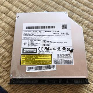 【ネット決済・配送可】ノートパソコン用DVD player