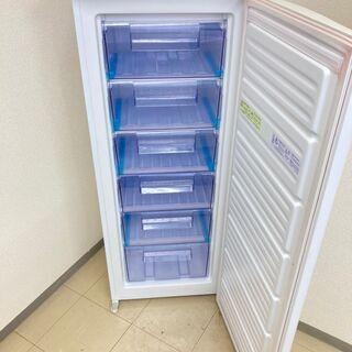 【美品】【地域限定送料無料】冷凍庫 167L 2016年製 XRA091207 - 家電