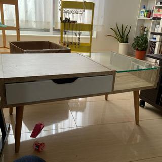 コーヒーテーブル、ローテーブル - 家具