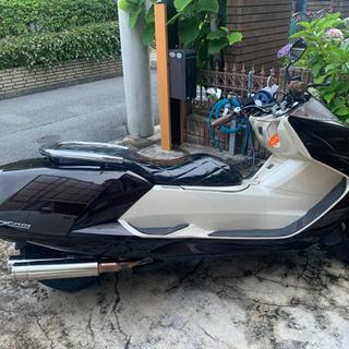 【ネット決済】マグザム SG21J  250cc ビックスクータ...