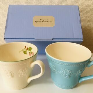 【新品】Wedgwood ウェッジウッドマグカップセット