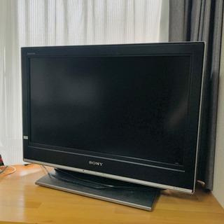 【ネット決済・配送可】【値下げ中‼︎】BRAVIA液晶テレビ26V