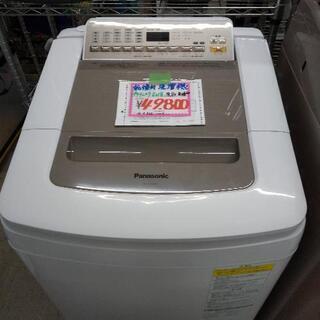 佐賀中古洗濯乾燥機パナソニックの、2018年8K乾燥4.5…