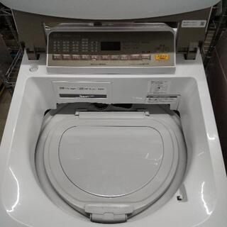 佐賀中古洗濯乾燥機パナソニックの、2018年8K乾燥4.5K税込 − 佐賀県