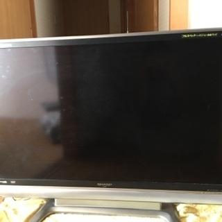 SHARP AQUOS 液晶カラーテレビ2007年製