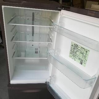 【送料無料】パナソニック冷蔵庫⭐168L⭐2017年製美品⭐JJ41 - 家電