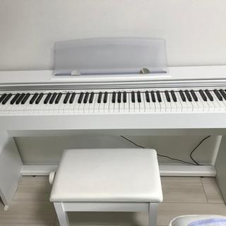 【値下げ可‼︎‼︎】【2019年製】電子ピアノ CASIO Pr...
