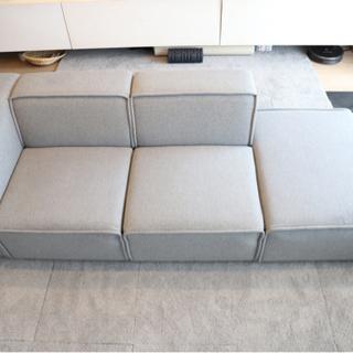 【ネット決済・配送可】Bo Concept sofa ボーコンセ...