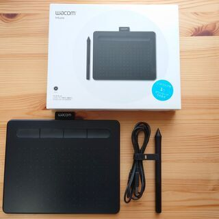【美品】Wacom ペンタブレット Intuos CTL-4100