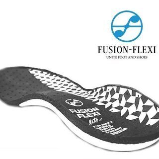【ネット決済・配送可】FUSION-FLEXILITE インソー...