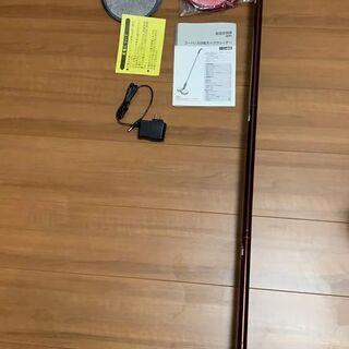 【ネット決済・配送可】コードレス回転モップクリーナー