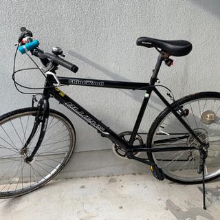 クロスバイク 26インチ 自転車