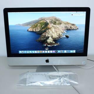 【ネット決済・配送可】iMac A1418 MD086 (21....