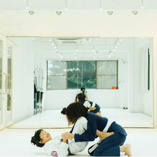 ブラジリアン柔術フィットネスジム