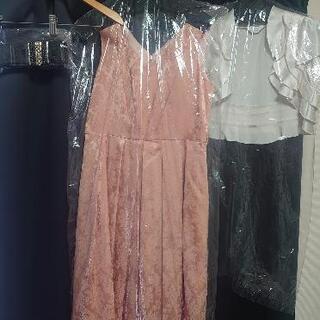 ドレス&ボレロ&ベルト