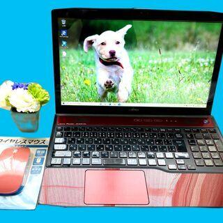 【ネット決済・配送可】3世代Corei7+メモリ8GB HDD1...