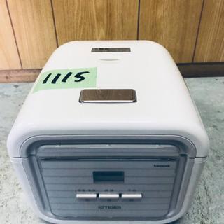 1115番タイガー✨マイコン炊飯ジャー✨JAJ-A552‼️