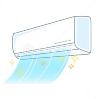家庭用ルームエアコン壁掛け式の取り付け