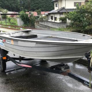 【ネット決済】中古 アルミボート オーストラリア製