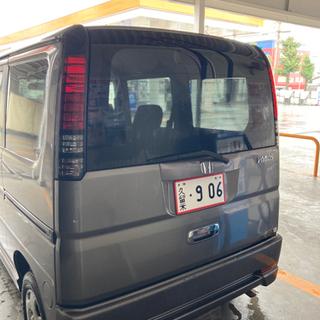 契約、納車済🉐平成20年バモス後期 予備車検付き 走行177000キロ - ホンダ