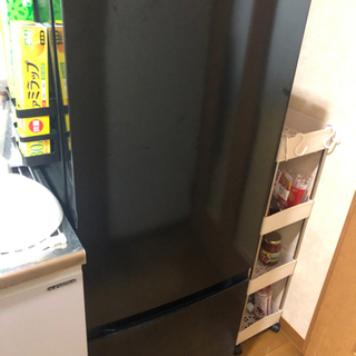 【ネット決済】ハイセンス 154L 冷蔵庫