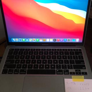 【ネット決済】【値下げ】2020 intel MacBookAi...