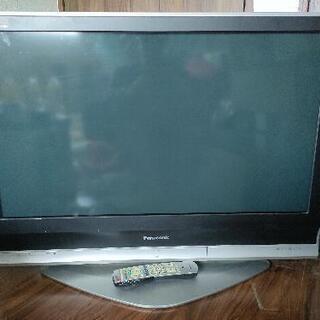 Panasonic37型 TH-37PX70テレビ ジャンク あ...