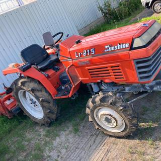 クボタトラクターL1-215 (Kubota Tractor L...
