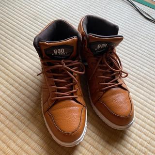 【ネット決済】workman鉄板入り安全靴26.0センチ