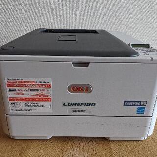 【ネット決済】OKI C332 LEDプリンター【5年保証/消耗...