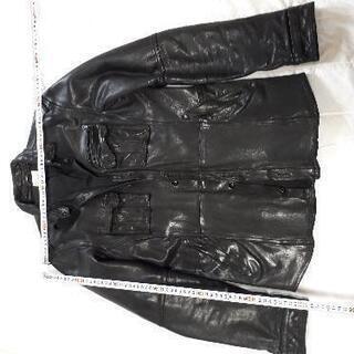 abxレザージャケット、牛革、サイズ2、M