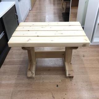 2点入荷❗木製ベンチ 踏み台 椅子 作業台 高さ40cm💳自社配...