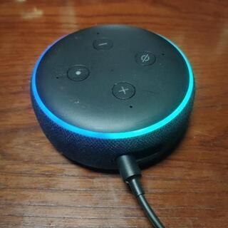 Echo Dot (エコードット)第3世代 - スマートスピーカ...