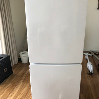決まりました Haier JR-NF148A(W) 冷蔵庫 一人...
