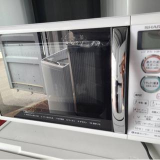 No.1060 SHARP オーブンレンジ 2017年製 🚚近隣配送無料🚚の画像