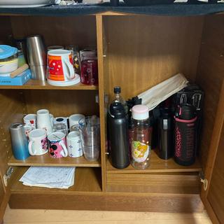 食器棚(今月中に処分したいです) − 埼玉県