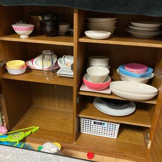 食器棚(今月中に処分したいです) - 家具
