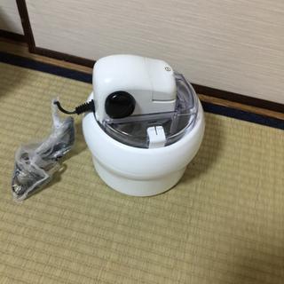 【値下げ致しました】アイスクリームメーカー - 名古屋市