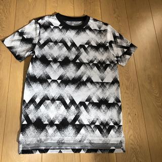 【ネット決済・配送可】adidasシャツTシャツ美品