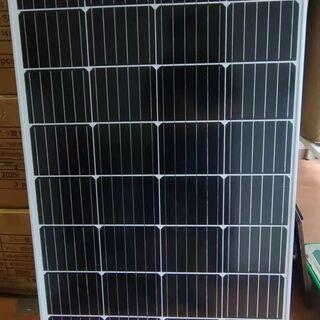 新品未開封 ソーラーパネル 150W x 2枚