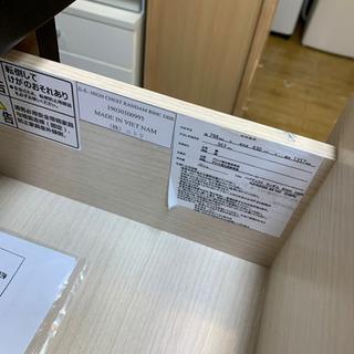 10/15 値下げ⭐️美品⭐️NITORI 6段チェスト ランダム80HC モダンStyle ニトリ − 福岡県
