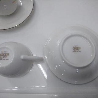 【未使用品】Adam&Eve  LANCEL  カップ&ソーサー - 名古屋市