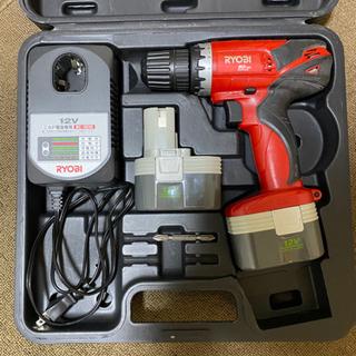 充電式ハンドドリル   Chargeable Hand drill