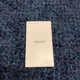 【ネット決済】お値下げしました AQUOS sense4 basic
