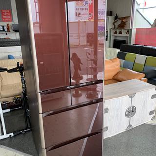 (本日限定価格) 日立冷凍冷蔵庫 6ドア R-G5200F 50...