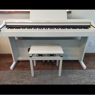 電子ピアノ Roland RP501-WH 2020製