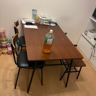 出品予定の家電家具
