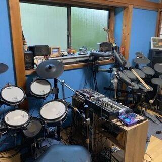 自宅教室 スタジオ代無料  相模湖ロックドラム教室 4000円(...